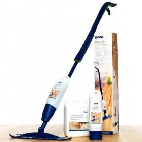 Mop na podlahy BONA + 4 l čistič na drevo zdarma