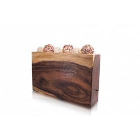Drevená dekorácia zo suáru
