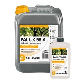 Dvojzložkový lak PALL-X 98 5,5 l