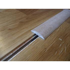 Prechodová lišta oblúková DUB 40x8x1000-2000mm