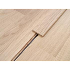 Plochá krycia lišta 35x5x1300-2000, Lakovaná