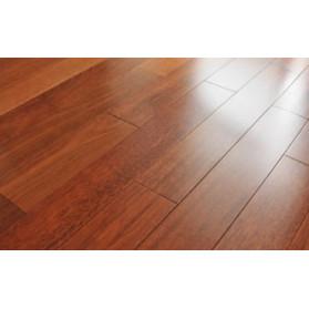Merbau exotická podlaha vhodná aj do kúpeľne